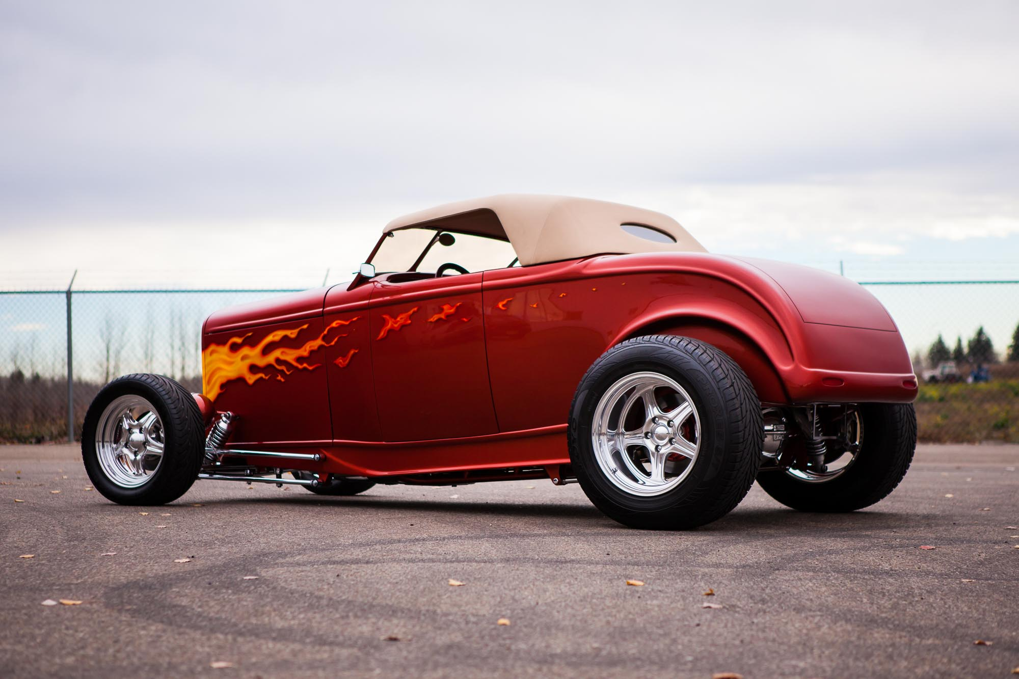 1932 Highboy Roadster - For Sale - The Iron Garage