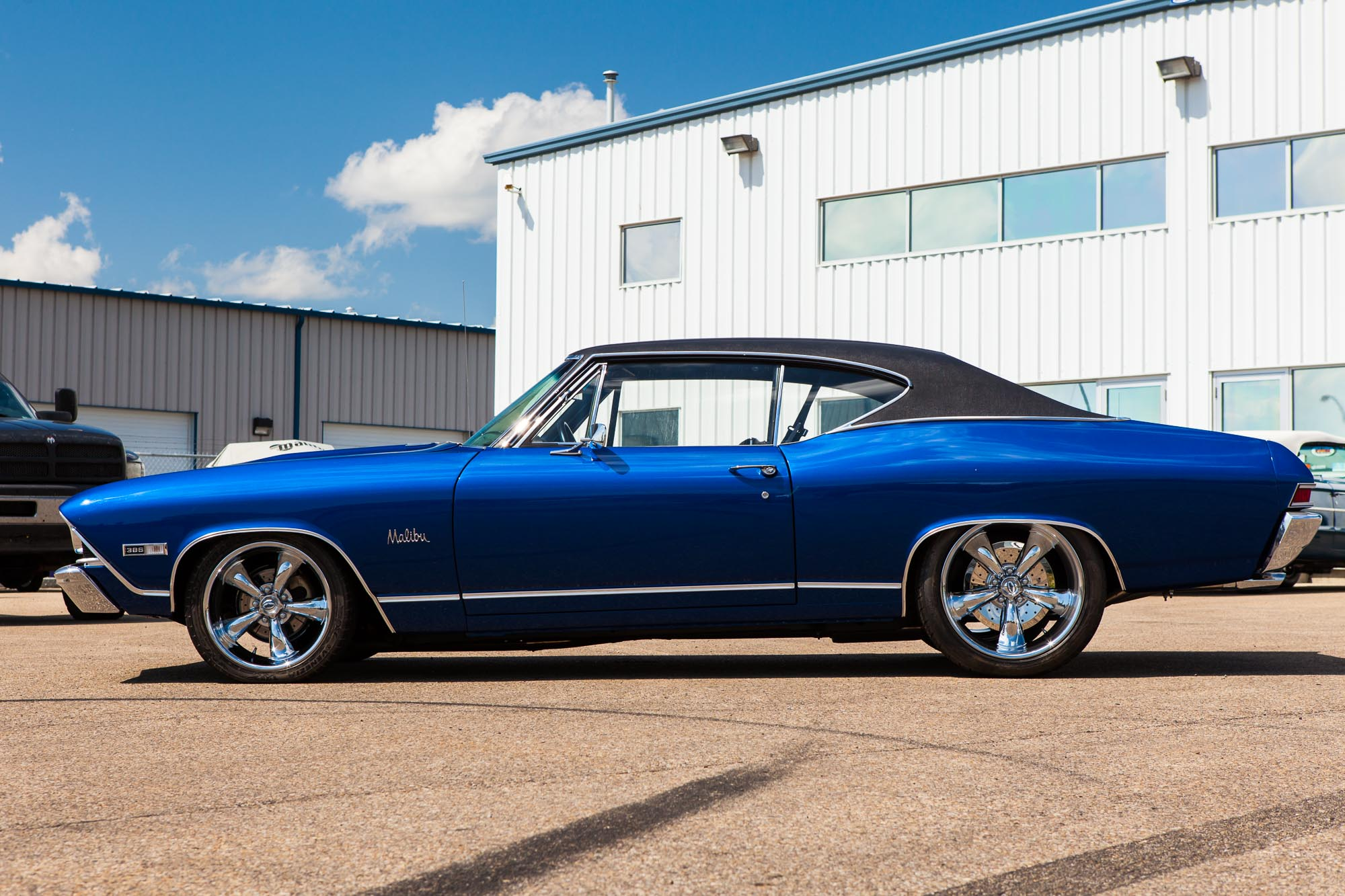 1968 Chevy Malibu - Sold - The Iron Garage
