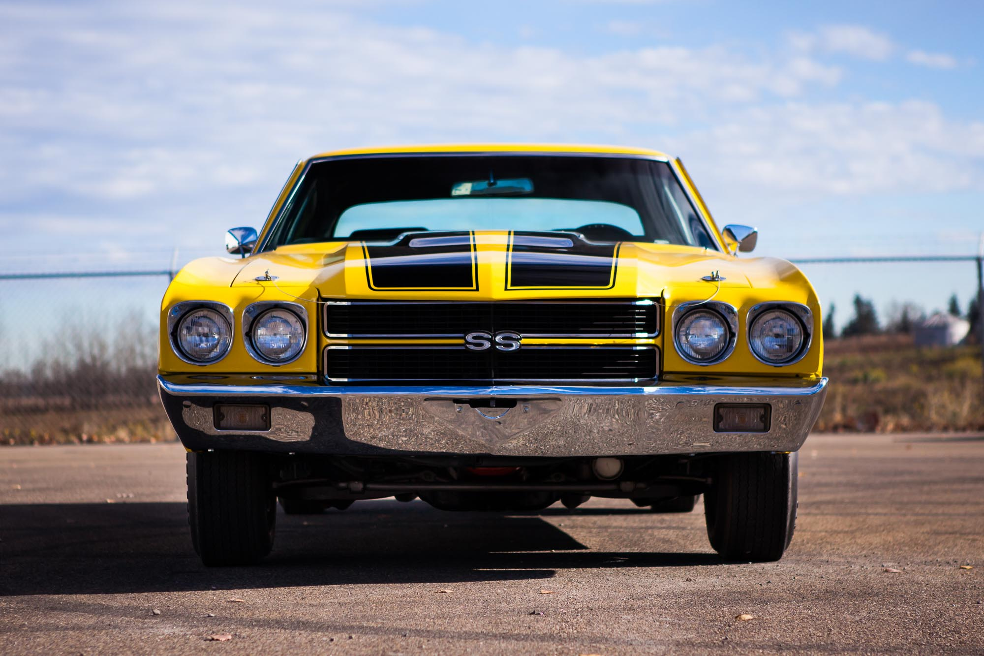 1970 Chevelle Ss 396 For Sale The Iron Garage