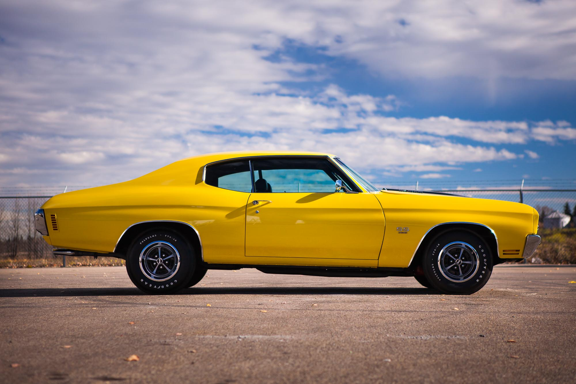 1970 chevelle ss 396 - for sale