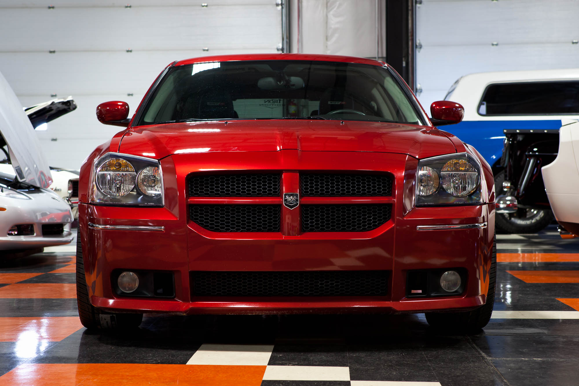 2006 Dodge Magnum Srt8 Sold The Iron Garage