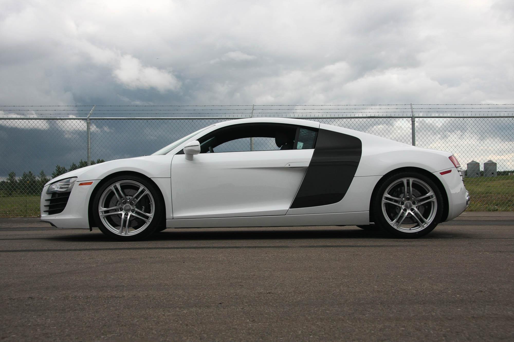 2009 Audi R8 Sold The Iron Garage