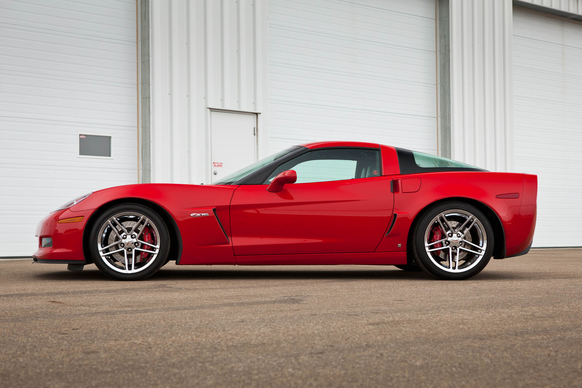 Corvette For Sale >> 2009 Corvette Z06 - Sold - The Iron Garage