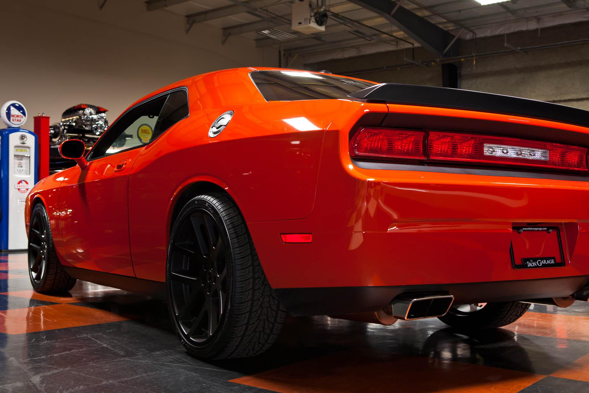 2009 Iron Edition Challenger SRT8 - Sold - The Iron Garage