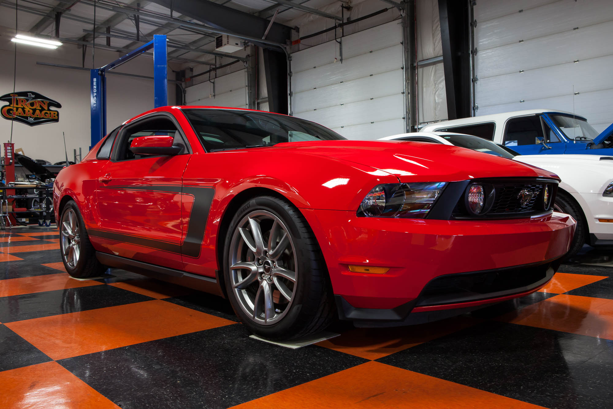 2012 Mustang For Sale >> 2012 Mustang GT - Sold - The Iron Garage