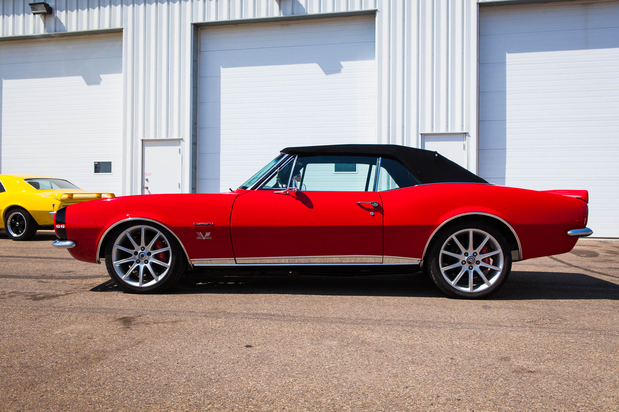 What Is Transmission >> 1967 Camaro Convertible - The Iron Garage