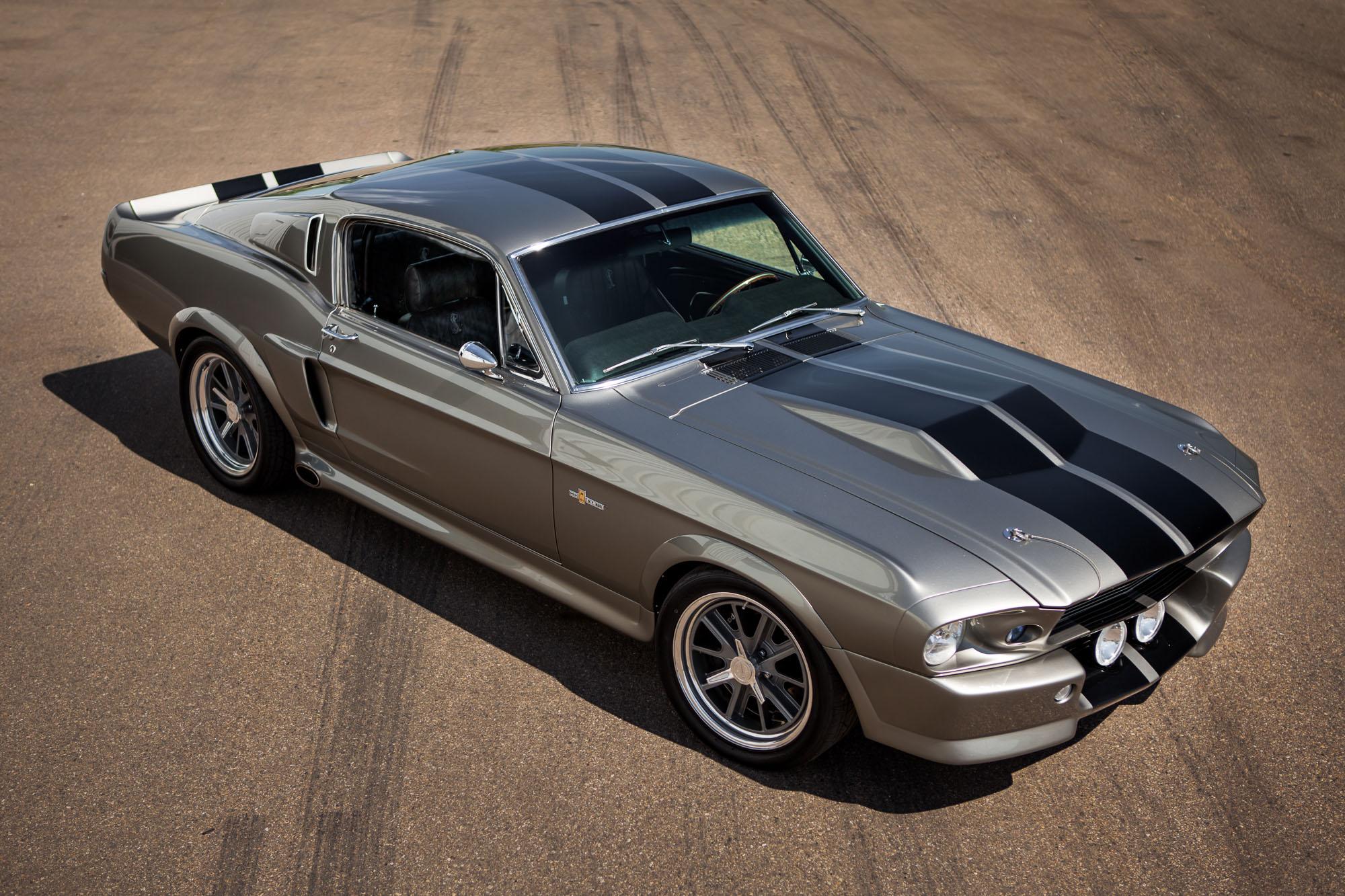 1967 Elanor Mustang - The Iron Garage