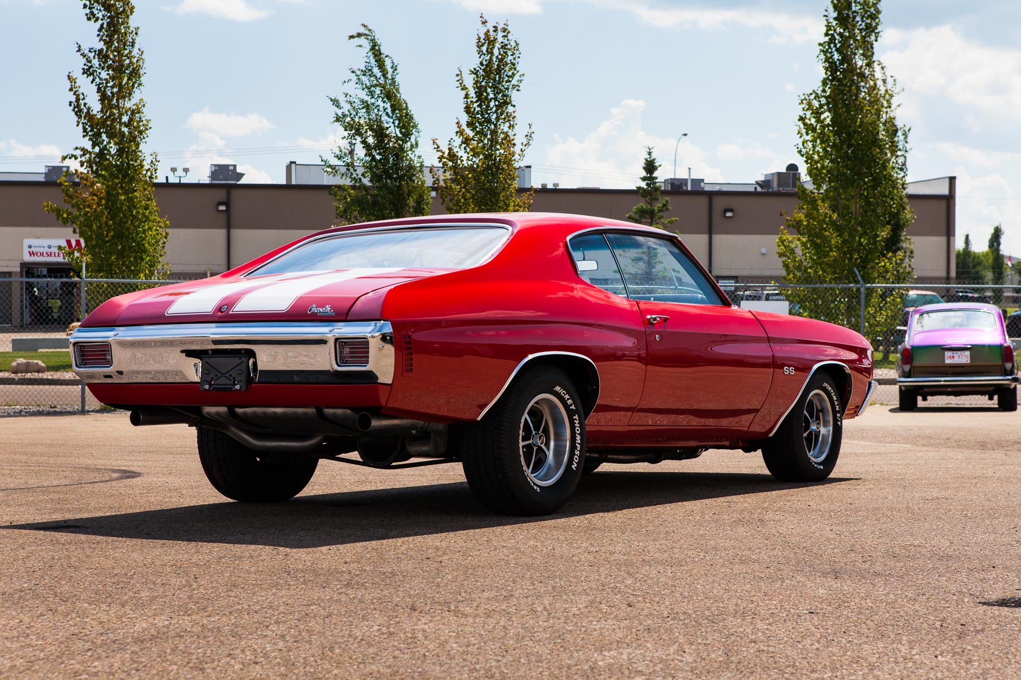 Muscle Car For Sale >> 1970 Chevelle SS - The Iron Garage